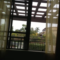 Photo taken at Grand Pacific Marbrisa Resort by Zachary S. on 2/18/2013