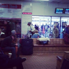 Photo taken at Richmond Amtrak Station (RVR) by DeWord on 12/15/2012