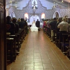 Photo taken at Iglesia de San jose del Uro by Mauricio G. on 10/20/2013