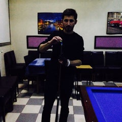 Photo taken at Nazar Cafe Bilardo by ümit S. on 11/15/2014