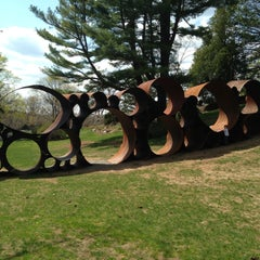 Photo taken at DeCordova Museum and Sculpture Park by Evgenia M. on 4/27/2013