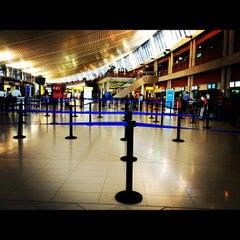 Photo taken at Aéroport Aimé Césaire (FDF) by Samuel J. on 10/25/2012
