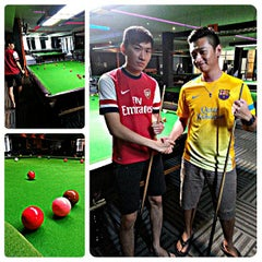 Photo taken at Mone Snooker by Ivan L. on 7/14/2013