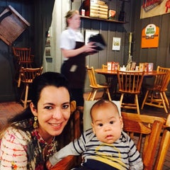 Photo taken at Cracker Barrel Old Country Store by Debbie K. on 1/3/2015