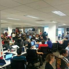 Photo taken at VaynerMedia HQ by David Z. on 9/30/2015