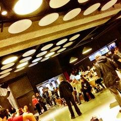 Photo taken at Espaço Itaú de Cinema by Denis M. on 3/31/2013