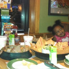 Photo taken at Applebee's by Christine F. on 10/19/2013