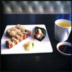 Photo taken at Kumo Sushi by feasting4thght on 12/5/2012