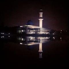 Photo taken at Masjid UNITEN by Ajim A. on 3/7/2013