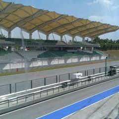 Photo taken at Sepang International Circuit (SIC) by Anand T. on 6/29/2013
