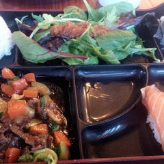 Photo taken at Kaizen Fusion Roll & Sushi by Michele C. on 1/10/2014