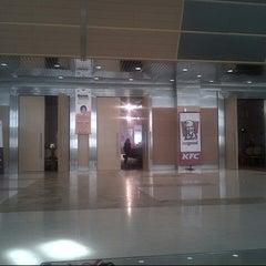 Photo taken at Dewan Seri Siantan by faiz .. on 10/18/2012