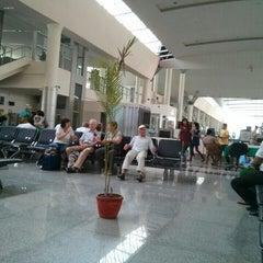 Photo taken at Lal Bahadur Shastri International Airport, Varanasi (VNS) by Nick L. on 5/18/2013