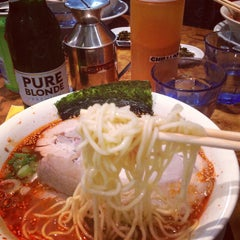 Photo taken at Hakataya Noodle Shop by Charlene L. on 5/2/2015
