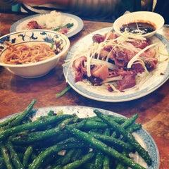 Photo taken at Spicy & Tasty 膳坊 by Tatiana O. on 1/20/2013