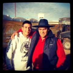 Photo taken at Rancho viejo by Emmanuel Jose R. on 11/22/2013