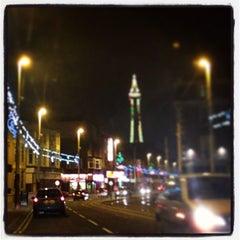 Photo taken at Blackpool Illuminations by Katie C. on 9/25/2013