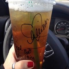 Photo taken at Starbucks by Alison T. on 12/3/2013