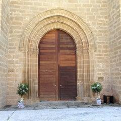 Photo taken at Monasterio de Rueda by Antonio N. on 6/15/2013