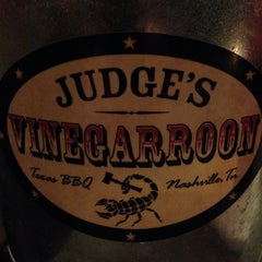 Photo taken at The Judge's Vinegaroon by Tony R. on 4/12/2014
