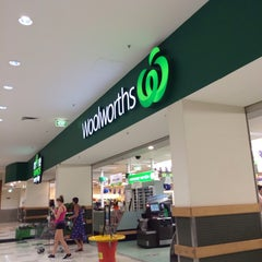 Photo taken at Woolworths by Tegan S. on 1/21/2014