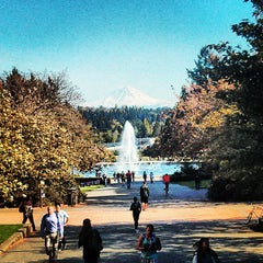 Photo taken at University of Washington by Aaron M. on 5/1/2013