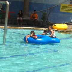 Photo taken at Water Park Top 100 by valentina h. on 7/5/2015
