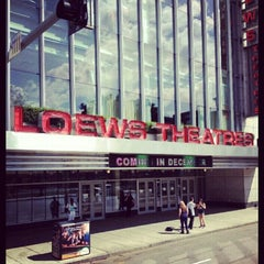 Photo taken at AMC Loews Boston Common 19 by Francesco on 11/7/2013