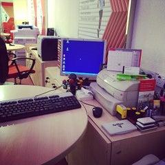 Photo taken at CIMB Bank by Firdaus O. on 4/4/2014