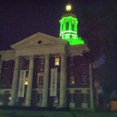 Photo taken at Baylor University by Steph M. on 11/4/2012