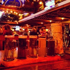 Photo taken at Hofbräu Bierhaus NYC by Андрей А. on 2/3/2013