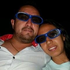 Photo taken at Cinemex by Victor Manuel R. on 6/17/2015