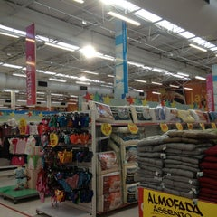 Photo taken at Extra Supermercado by Marco C. on 3/3/2013