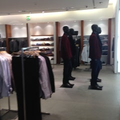 Photo taken at Zara by Denes S. on 4/11/2013