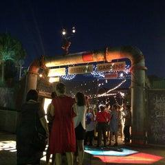 Photo taken at Chevron Festival Gardens by Gaynor on 2/27/2013