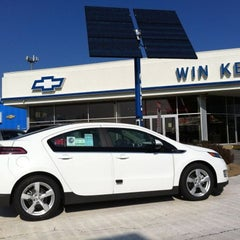 Photo taken at Win Kelly Chevrolet Buick GMC by Lanny on 12/22/2012