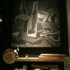 Photo taken at Cellar Wine Bar by Ken T. on 2/21/2013