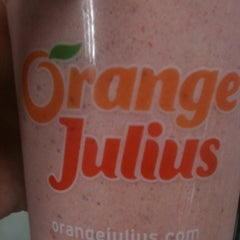Photo taken at Orange Julius by Cody F. on 4/12/2013