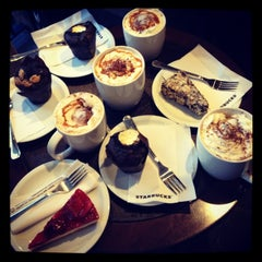 Photo taken at Starbucks by Ana J. on 1/26/2013