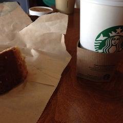 Photo taken at Starbucks by John J. on 4/19/2014