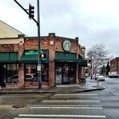 Photo taken at Starbucks by Kate K. on 3/28/2013