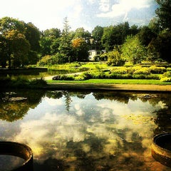 Photo taken at Belvoirpark by Alex A. on 9/26/2013