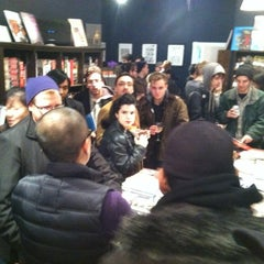 Photo taken at Bergen Street Comics by Jonathan V. on 11/9/2012