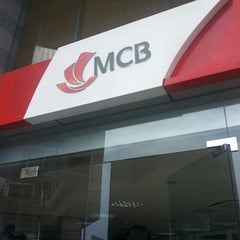 Photo taken at Mauritius Commercial Bank (MCB) by ibrahim s. on 3/2/2014