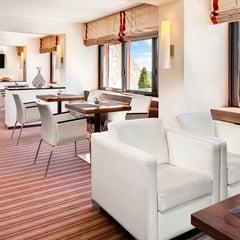 Das Foto wurde bei Sheraton Munich Westpark Hotel von Sascha R. am 1/13/2014 aufgenommen