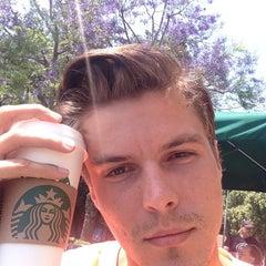 Photo taken at Starbucks by Dmitriy S. on 5/8/2014
