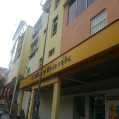 Photo taken at Maybank Section 5 by To'kiey M. on 11/17/2012