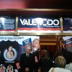 Photo taken at Teatro El Nacional by Nicolas P. on 10/26/2013