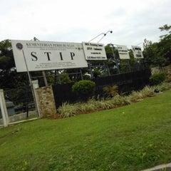 Photo taken at Sekolah Tinggi Ilmu Pelayaran (STIP) Marunda by Sukrisman J. on 1/2/2015