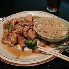 Photo taken at Hibachi of Valley Forge by Angus on 1/16/2013